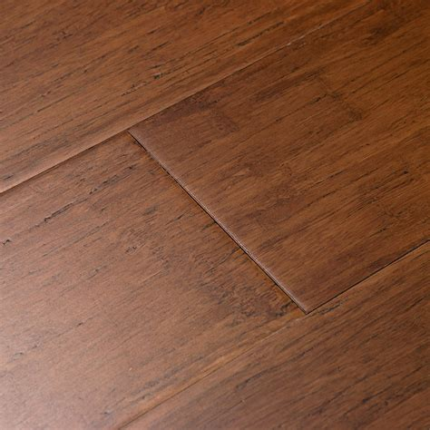 Fossilized Bamboo Flooring by Shop Cali Bamboo Fossilized 5 In Distressed Java