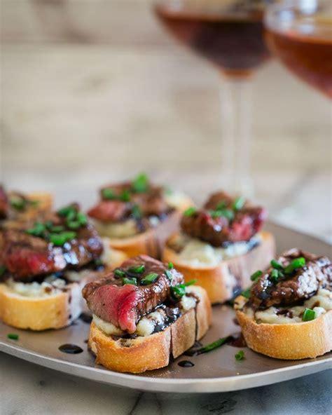 braut food bruschetta bar wedding catering fingerfood bride