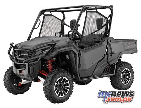 honda release pioneer sxs intelligent four wheel drive mcnews au