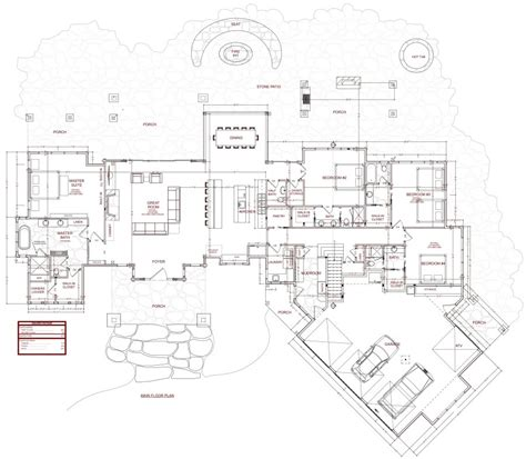 montana floor plans luckyman ranch house plan montana ranch style custom floor