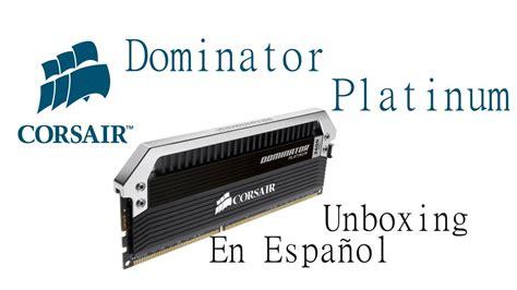 Ram Corsair Ddr3 Dominator Platinum Pc17000 8gb memoria ram ddr3 corsair dominator platinum 16gb 2 x 8gb
