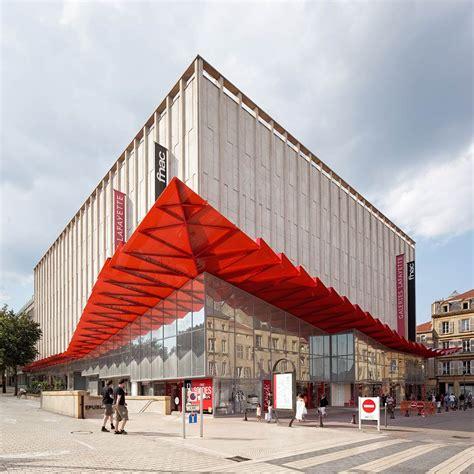 architects lafayette la galeries lafayette department store manuelle gautrand