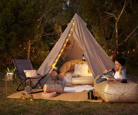This affordable new glamping range is super cute