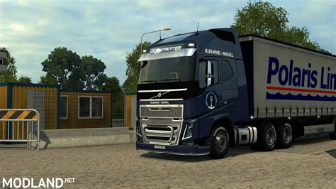 volvo truck company improved company trucks 1 4 mod for ets 2