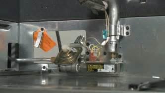 ge range oven valve and pressure regulator wb19k10044