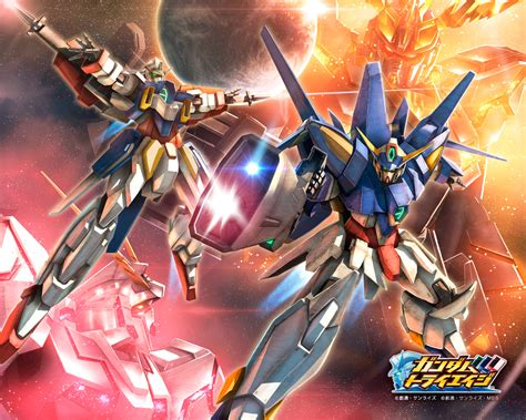 gundam try wallpaper gundam try age posters wallpapers gundam kits