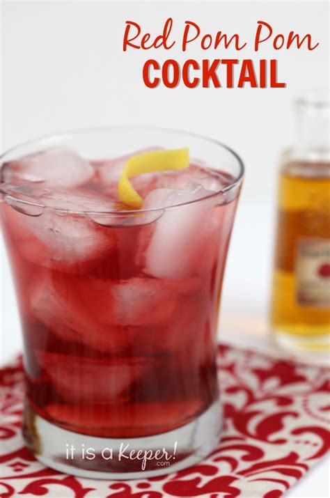 easy cocktail recipes simple cocktail recipes pom pom it is a keeper