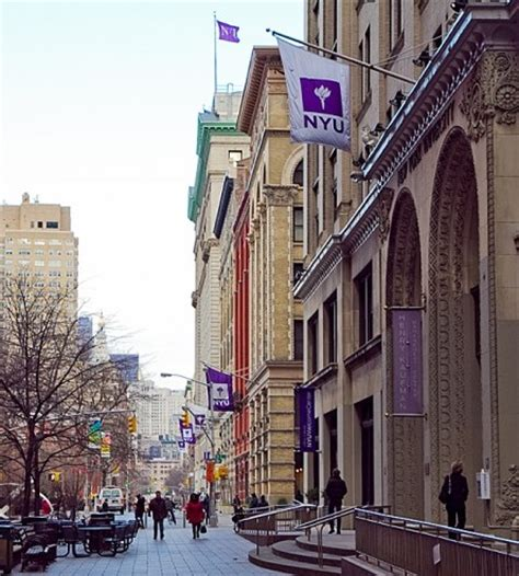 Gre For An Nyu Pt Mba by School Profile College Is Limitless At Nyu Veritas