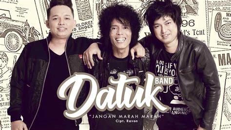 lagu film oshin single terbaru datuk band berjudul jangan marah marah