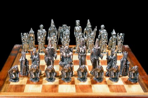 Coolest Chess Sets Chesscube Forums View Topic Chess Pieces