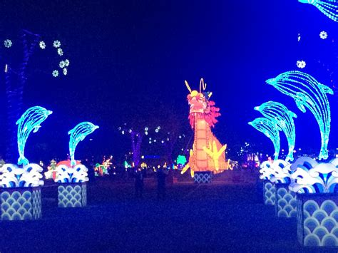 xmas lights in miami dade county miami lantern light festival join me in miami miami food fashion luxury lifestyle