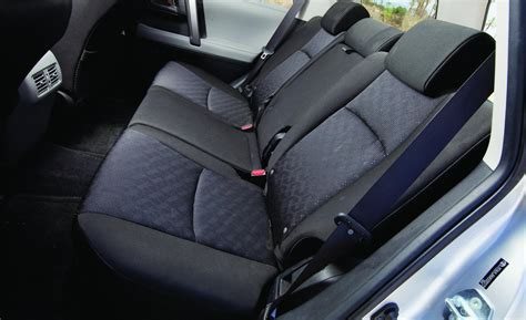 Toyota 4runner Seats Car And Driver