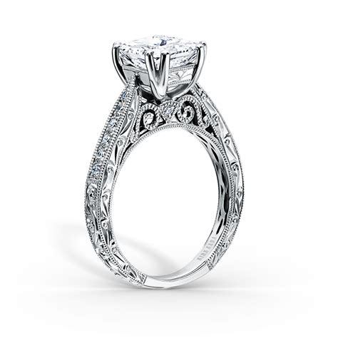 Engagement Rings On by Captivating Designer Engagement Rings By Kirk Kara