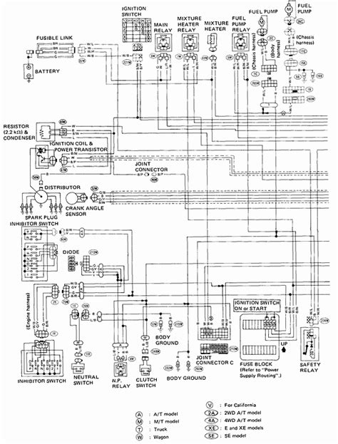 93 nissan d21 engine 93 free engine image for user manual