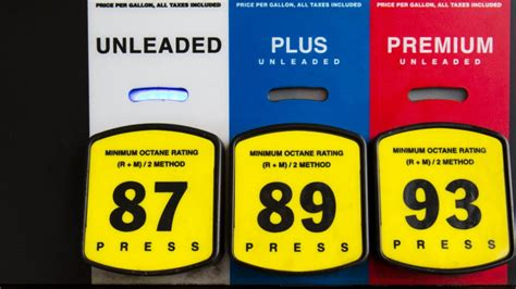 Diesel Premium Aaa 1 aaa research finds waste money on premium gas