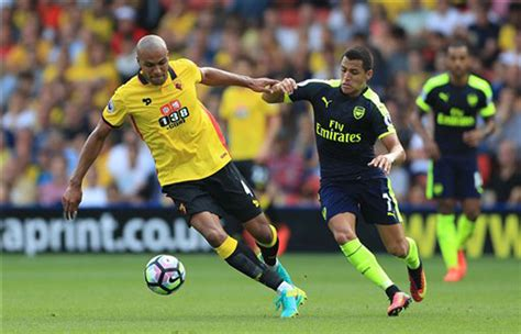 alexis sanchez middle name my republica sanchez inspires arsenal to 3 1 win at watford