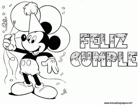 imagenes de feliz cumpleaños para imprimir fel 237 z cumplea 241 os dibujos para descargar imprimir y