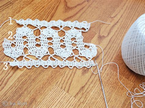 crochet lace fashion crochet design by ira rott bruges lace crochet