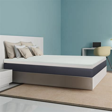 Bed Price Mattress by Best Price Mattress 4 Inch Memory Foam Mattress Topper