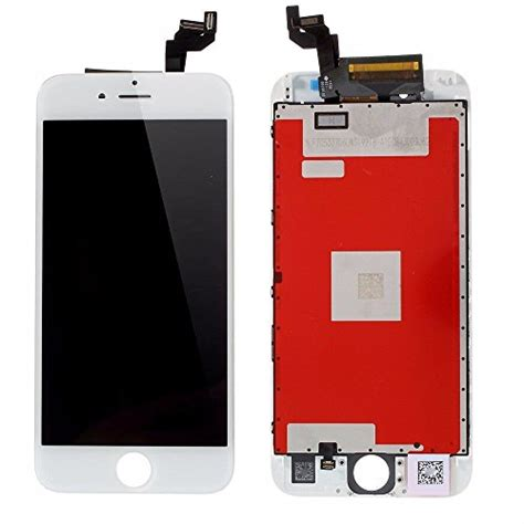 Lcd Iphone 6s Malaysia sintron iphone 6 4 7 quot inch white lcd display touch screen