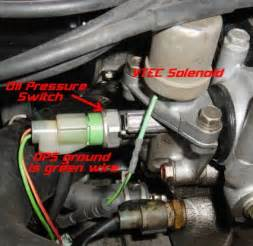 honda accord why is vtec solenoid leaking honda tech