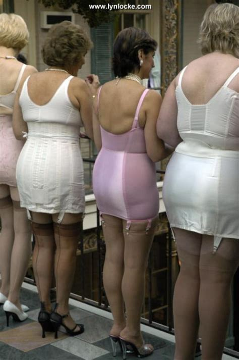 girl wearing a panty girdle 251 best images about foundations on pinterest stockings