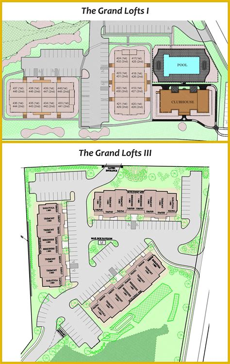 apartment floor plans the grand loftsthe grand lofts