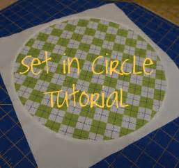 free tutorial set in circle technique by angela