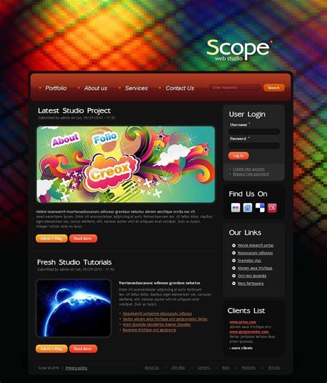 drupal themes web design web design drupal template 27857