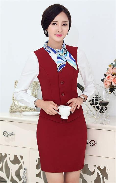 moda de oficina de mujer en pinterest faldas vestidos y fasormal mujeres trajes de negocios con falda y la parte