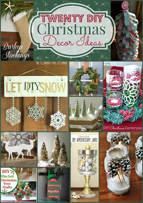 frugal home decorating ideas 20 diy thrifty christmas decor ideas for a festive home on