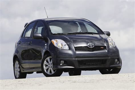 Fuel Efficiency Toyota Yaris Canadians Can Look To Toyota For Best In Class Fuel