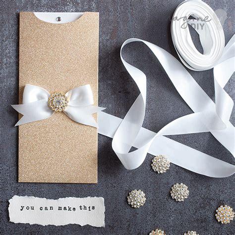 dl wallet wedding invitations dl glitter wallet gold glitter wallet for diy wedding