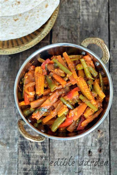 vegetables jalfrezi vegetable jalfrezi recipe easy veg jalfrezi recipe step