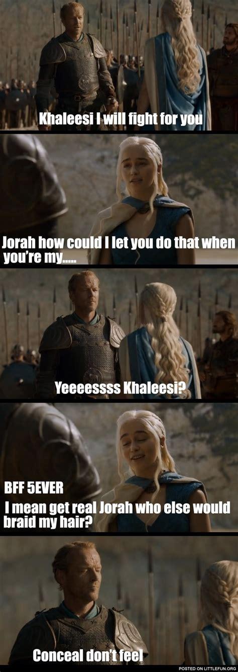 Khaleesi Meme - littlefun friend zone level game of thrones