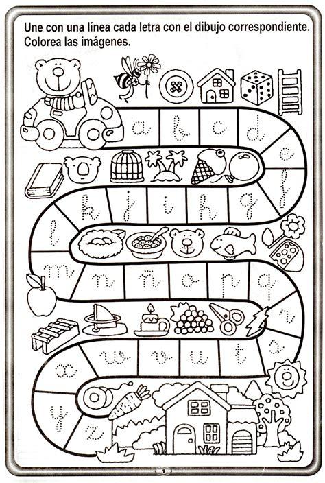 actividades de abecedario para ninos abecedario y trazos cuadernillo material de aprendizaje