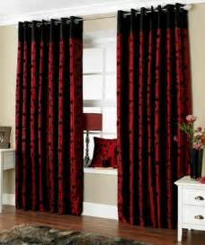 black and red bedroom curtains red multicolor curtains red curtains and drapes