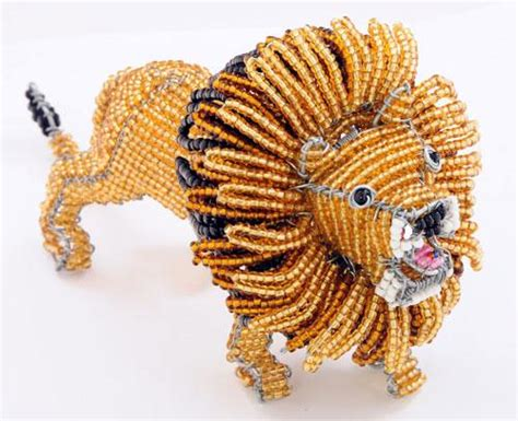 bead and wire animals wow imports beaded wire animal figurine