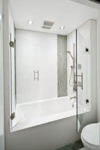 Combined Bath And Shower 25 Best Ideas About Tub Glass Door On Pinterest Shower