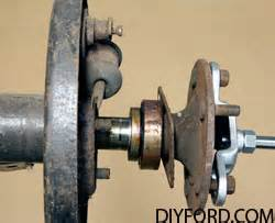 Ford 9 Inch Axle Bearing 79 Rear Axle Seal Ford Truck Enthusiasts Forums