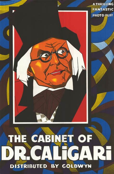 The Cabinet Of Dr Caligari Cast by Cabinet Of Dr Caligari Posters At Poster