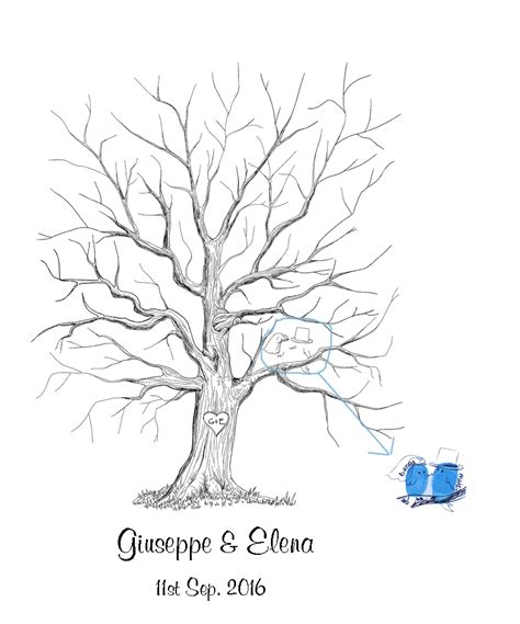 Wedding Tree by Aliexpress Buy Personalized Wedding Tree Guest Book