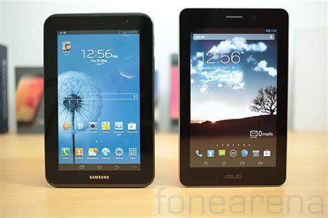 Tablet Samsung Vs Asus asus fonepad vs samsung galaxy tab 2 310