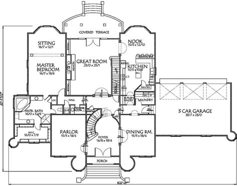 fancy house plans 155 best luxury style house plans images on