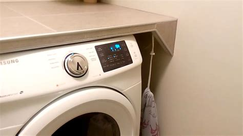 Washer Dryer Shelf by Tile Countertop Cover Shelf Washer And Dryer