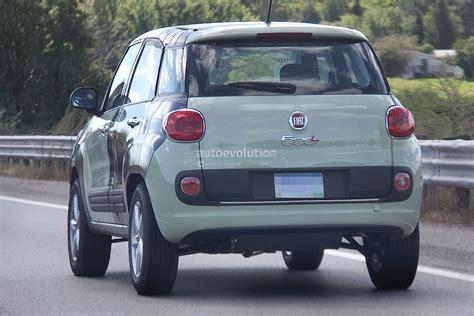 suv jeep 2015 spyshots 2015 jeep b suv fiat 500x test mule autoevolution