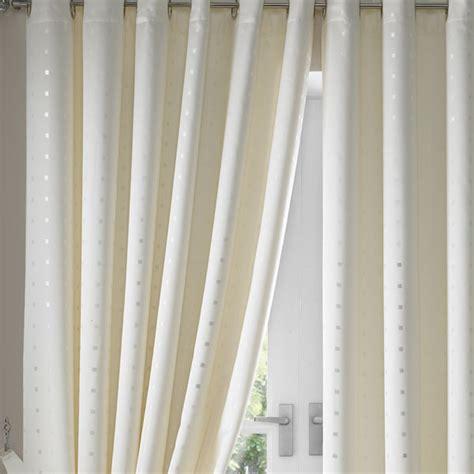 gardinen creme eyelet curtains eyelet curtains curtains