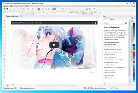 corel draw x7 download gratis em portugues coreldraw download techtudo