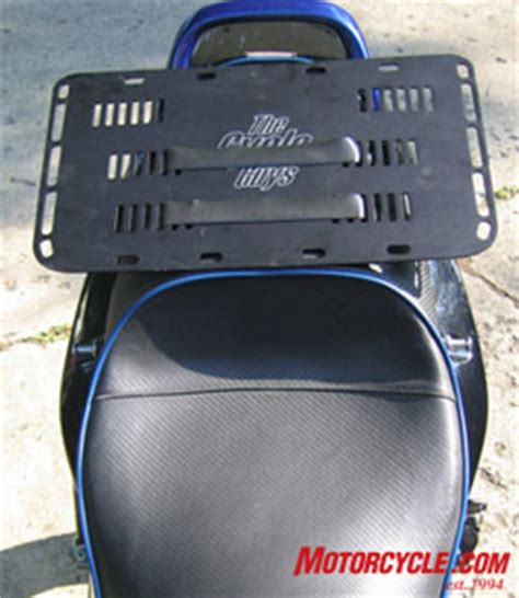 Fastrack Bike Rack by Fastrack Accessory Luggage Rack Review