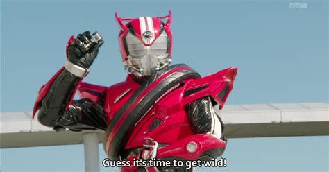 Kamen Rider Kamen Rider Drive kitsubs kamen rider drive episode 6 8
